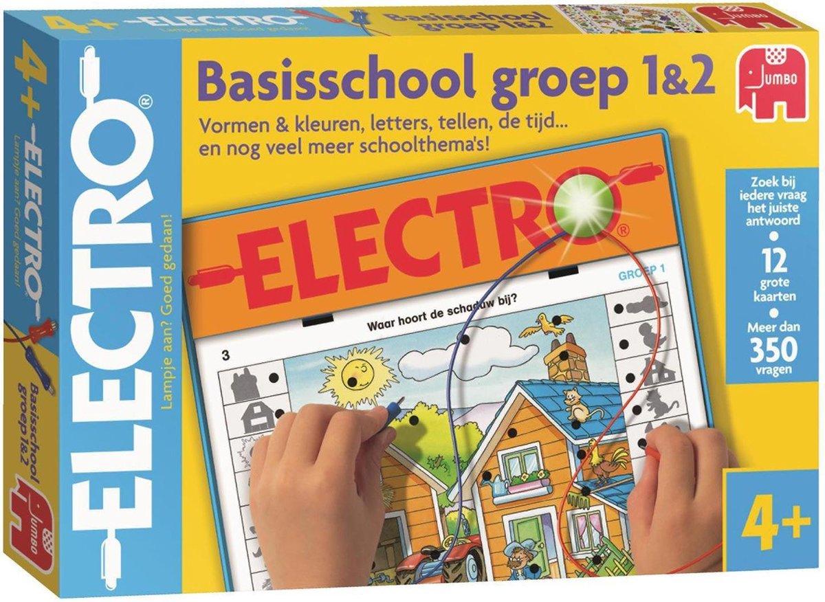 Electro Basisschool Groep 1 en 2 - Electro