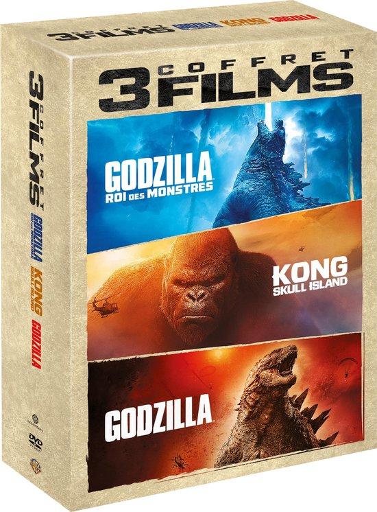 Godzilla 1 + 2 en Kong: Skull Island