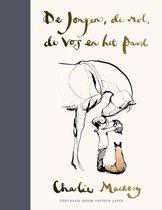 Boek cover De jongen, de mol, de vos en het paard van Charlie Mackesy (Binding Unknown)