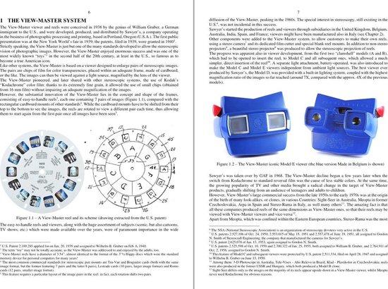 Thumbnail van een extra afbeelding van het spel Stereorama and other Italian Viewmaster look-alikes - met 3D viewmaster schijf