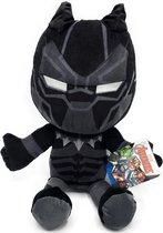 Black Panther - Marvel Avengers Endgame - Knuffel Pluche - 33 cm