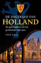 Boek cover De dageraad van Holland van Henk t Jong