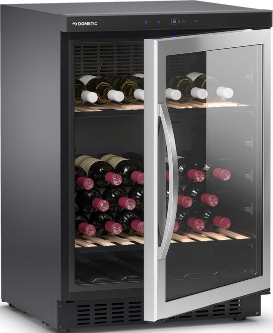 Koelkast: Dometic Basic B68G - Wijnkoelkast - 68 flessen, van het merk Dometic