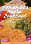 Homemade Pasta Cookbook