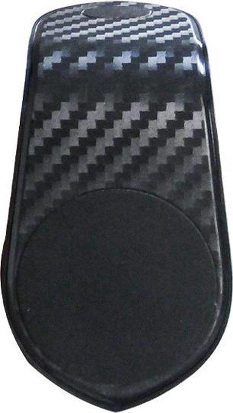 Telefoonhouder Auto – Telefoonhouder Magneet Auto – Telefoonhouder Universeel – Carbon Phone Holder