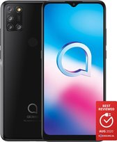 Alcatel 3X (2020) - 128GB - Zwart
