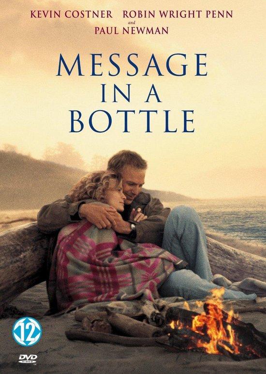 Cover van de film 'Message In A Bottle'