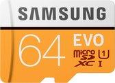 Samsung Evo 64GB Micro SDXC class 10