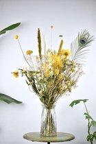 Droogbloemen   Boeket Sunshine   Dried Flowers   Gedroogde bloemen