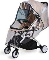 Regenhoes buggy – luxe – universeel – kijkvenster – ventilatie – kinderwagen