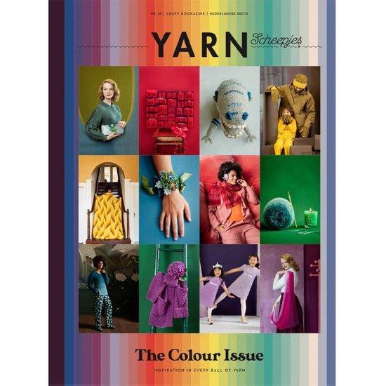 Afbeelding van Scheepjes YARN Bookazine 10 The Colour Issue NL