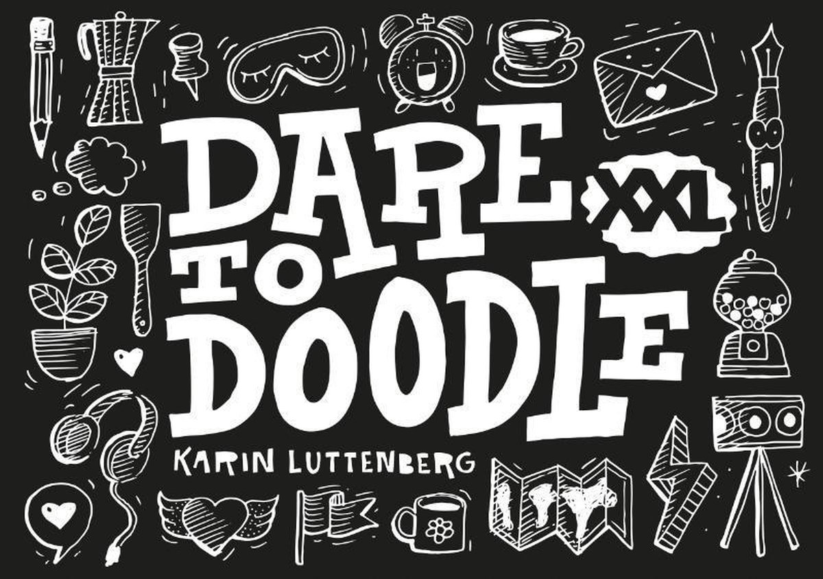 Dare to doodle XXL