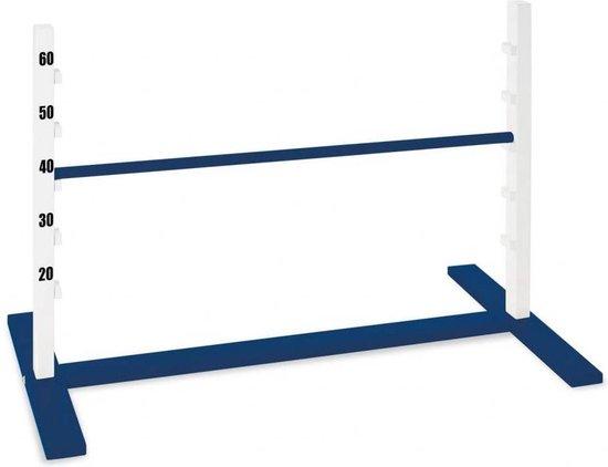 Pinolino Hindernis Horde Blauw Afmeting artikel: 95 x 67 x 50 cm