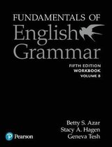Fundamentals of English Grammar Workbook B with Answer Key, 5e
