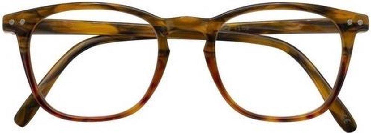 Croon Leesbril Alex Dames Bruin Sterkte +3.00 kopen