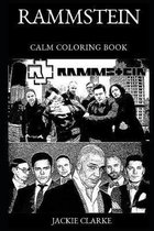 Rammstein Calm Coloring Book