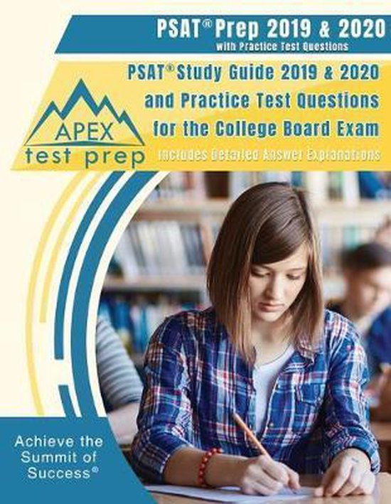 PSAT Prep 2019 & 2020 with Practice Test Questions