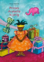 Prinses Arabella is jarig