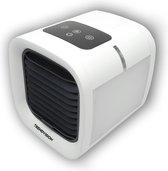 Trendvision Mini Aircooler - Ventilator - Luchtkoeler - Luchtbevochtiger - Aircooler met water - Aircooler mobiel - Luchtkoeler - Water ventilator - Mini airco