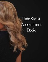 Hair Stylist Appointment Book
