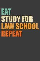 Eat, Study For Law School, Repeat