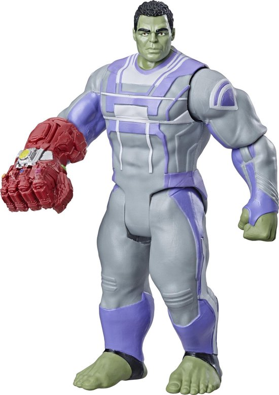 Hulk Avengers Endgame - Speelfiguur 15 cm