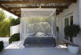 Luxe Kwaliteits Klamboe Rechthoekig 2 Persoons XL - De Kasih by Bambulah®