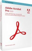 Adobe Acrobat 2020 Pro - Nederlands / Engels / Frans - Windows download