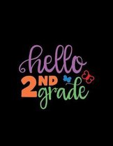 Hello 2nd Grade: Daily Homework Reminder List Elementary and Primary Grades