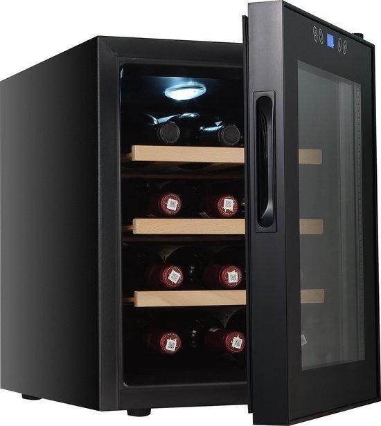 48-CW-47 - Wijnkoelkast - 16 flessen