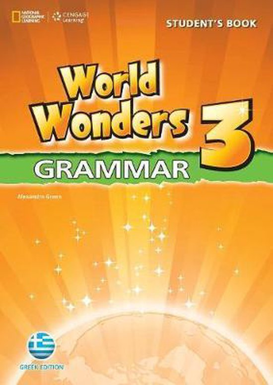NG EMEA WORLD WONDERS 3 GRAMMAR STUDENT'S BOOK GREEK