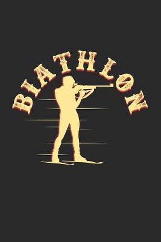 Biathlon: 6x9 Biathlon - grid - squared paper - notebook - notes