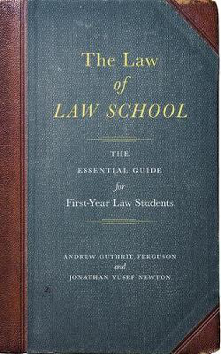 The Law of Law School