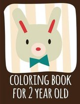coloring book for 2 year old