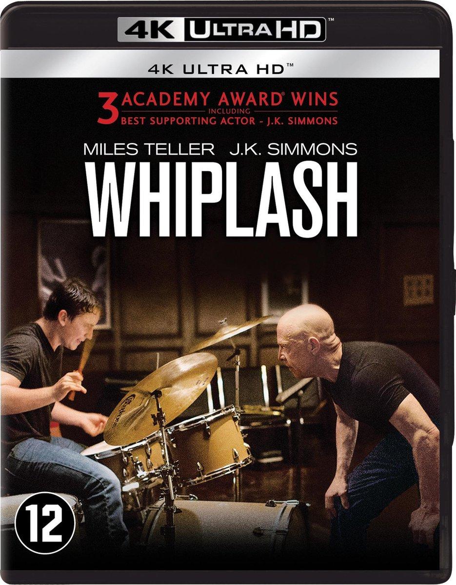 Whiplash (4K Ultra HD Blu-ray)-