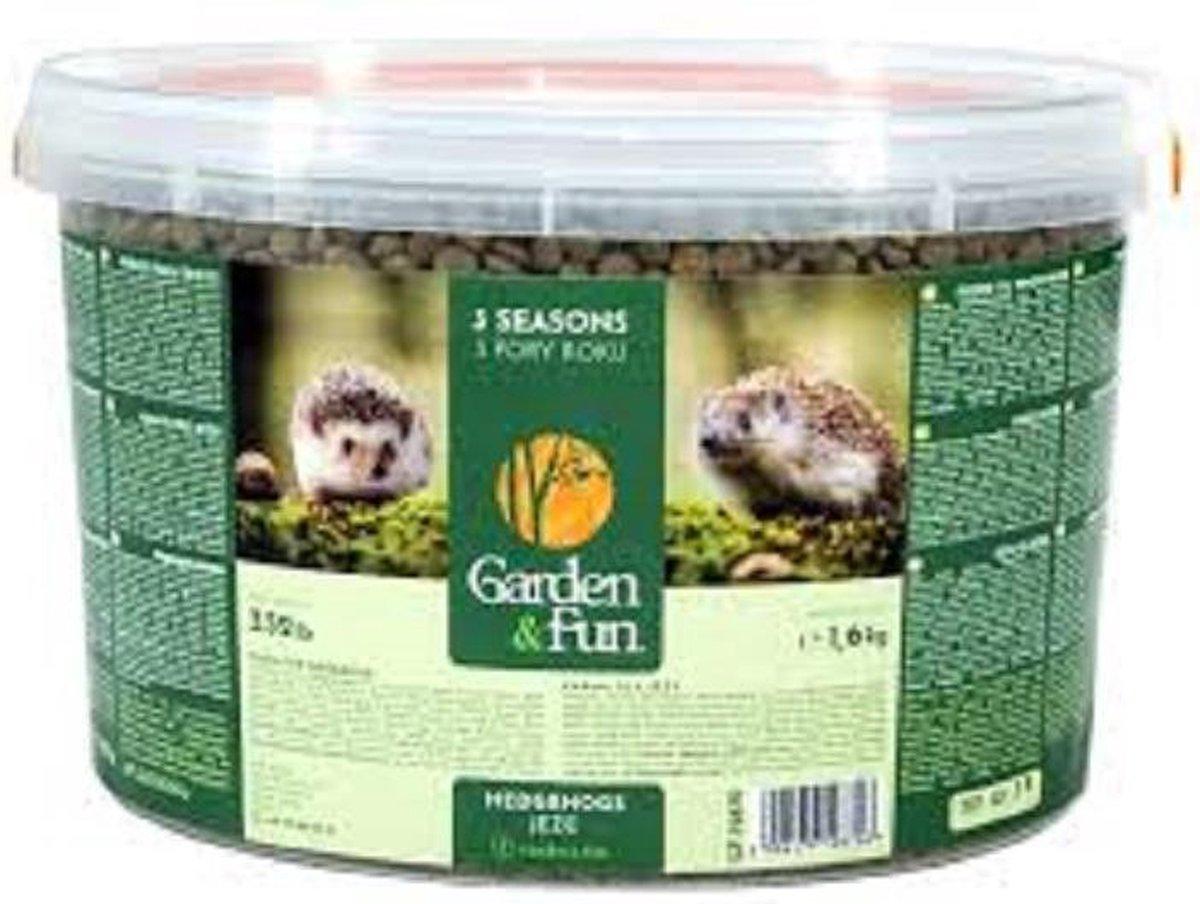 Egelvoer-1,6 kilo-Garden & Fun