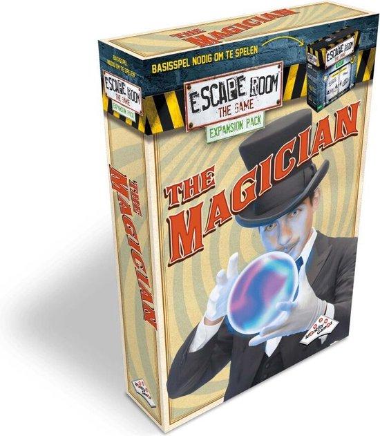 Identity Games Escape Room - The Magician - uitbreidingsset