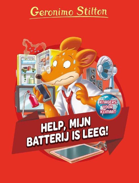 Knagers voor klimaat - Help, mijn batterij is leeg!