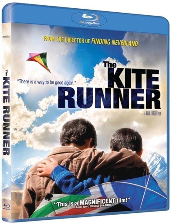Cover van de film 'Kite Runner'