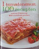 Boek cover Allerlekkerste 1 tomatensaus, 100 recepten van N.B.