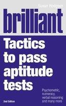 Brilliant Tactics to Pass Aptitude Tests
