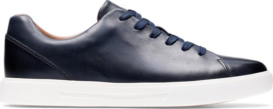 Clarks - Herenschoenen - Un Costa Lace - G - navy leather - maat 8,5