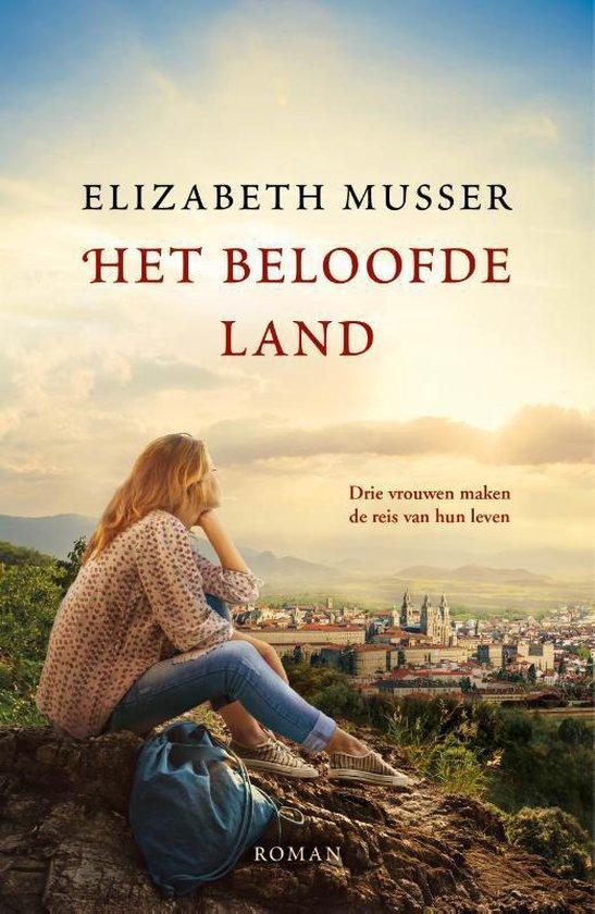 Boek cover Het beloofde land van Elizabeth Musser (Paperback)