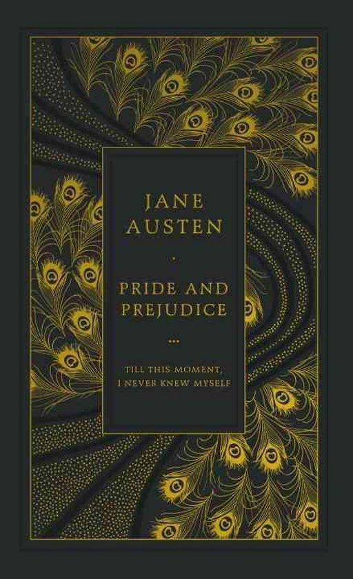 Boek cover Pride and Prejudice van Jane Austen (Hardcover)