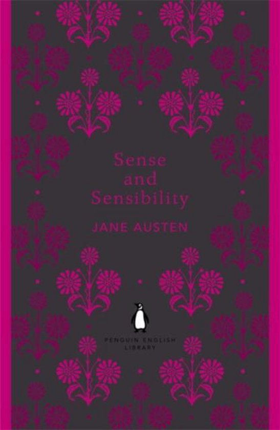 Boek cover Sense and Sensibility van Jane Austen