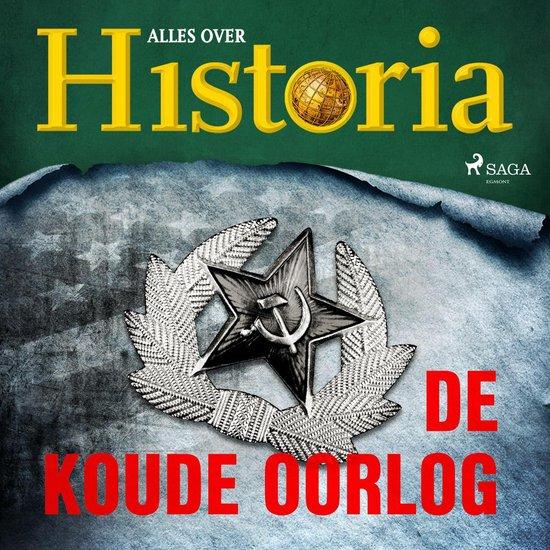 Boek cover De koude oorlog van Alles Over Historia (Onbekend)