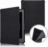 DrPhone Kobo Clara HD 6 inch Magnetische PU lederen Case - Auto-Slaap & Ontwaak Ondersteuning & Volledige Bescherming  – Zwart