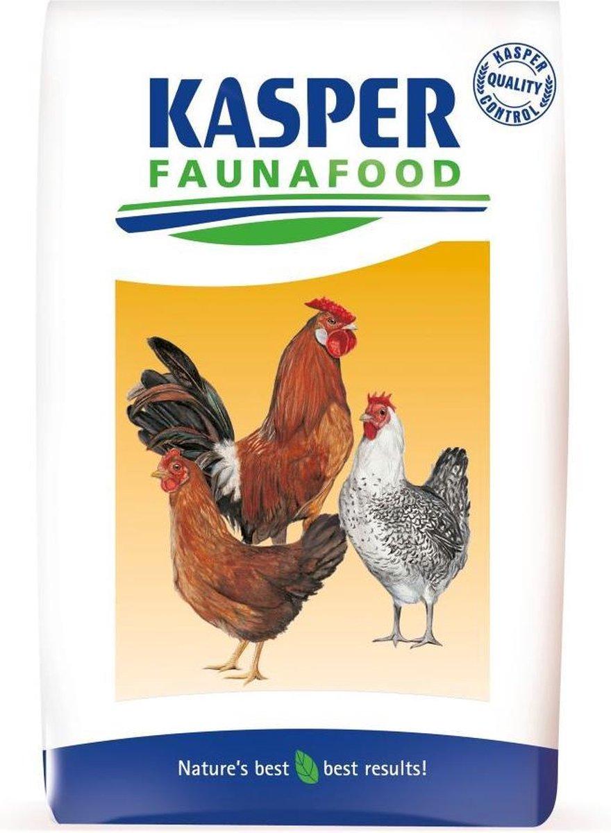 Kasper Gemengd Graan && Gebroken Mais - Kippenvoer - 20 kg