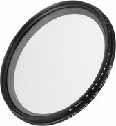 77mm variabele ND fader ND2-ND400 filter grijsfilter
