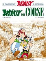 Boek cover Asterix en Corse van Rene Goscinny (Hardcover)